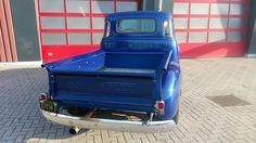 Chevrolet - 3100 Apache Pick-Up Shortbed Stepside - 1948