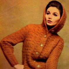 INSTANT DOWNLOAD PDF Vintage Knitting by PastPerfectPatterns.