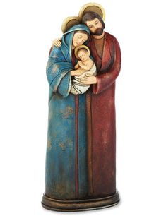 Rejoice by Teresa Kogut for Silvestri at Fiddlesticks is an eloquent collection of painted angels and other inspirational gifts. Nativity Ornaments, Nativity Sets, Christmas Clay, Xmas, Holy Family, St Joseph, Christian Art, Free Paper, Inspirational Gifts