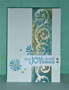Find Joy shimmer by swanlady21 * Janet, via Flickr
