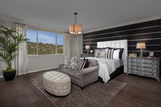 What do you think of this master SUITE? Too big? Too small? Or the perfect RETREAT?!