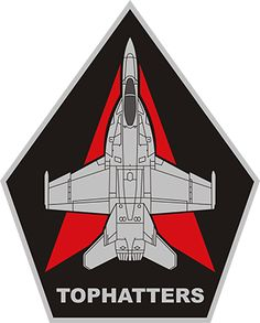 F/A-18 Hornet VFA-14 Tophatters