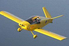 First flight of the Sonex Aircraft E-Flight Waiex electric sport aircraft 3/12 2010.