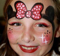 97 En Iyi Yüz Boyama Sanati Görüntüsü Artistic Make Up Childrens