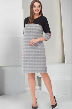 Stylish Dresses, Fashion Dresses, Formal Dresses, English Dress, Baby Girl Dress Patterns, Girls Dresses, Dresses For Work, Office Outfits, Formal Wear