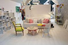 Quick-Step Impressive Ultra Laminate 'White Planks' (IMU1859) @ WOONBEURS AMSTERDAM 2014 - www.quick-step.com