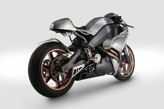 Godless - Ask Motorcycles Buell XB           ~            Return of the Cafe Racers