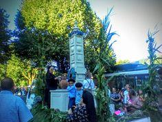 Cortejo Etnográfico das Festa do Concelho de 2015 - http://ift.tt/1MZR1pw -