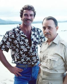 Magnum PI, omg blast from the past