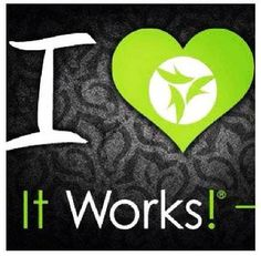 I love ItWorks! Today was #payday! This is #TooGood! Want in on some extra cash? Ask me how! Comment or text 210-792-9312