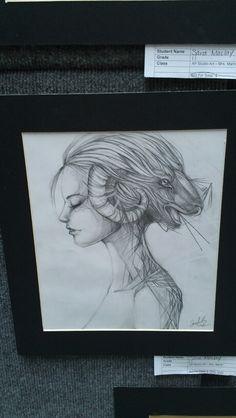 Liberty High School Art Show