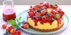 Le cheesecake aux fruits rouges : notre recette en vidéo