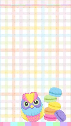 Owl Wallpaper, Hello Kitty Wallpaper, Owl Quotes, Paper Owls, Books For Boys, Cute Owl, Scrapbook Paper, Rainbow Things, Iphone 2