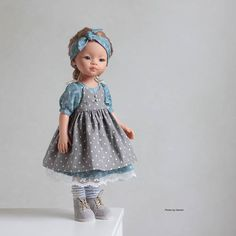 Dollhouse Dolls, Cute Dolls, Doll Clothes, Harajuku, Flower Girl Dresses, Couture, Summer Dresses, Wedding Dresses, Outfits