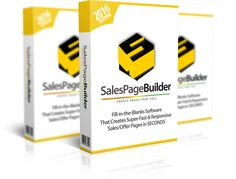 Download Sales Page Builder Pro 2016 1.0 Full Free From IMNUKE