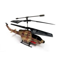 UDI U809 3.5ch Micro Missile Lauching RC helicopter RTF