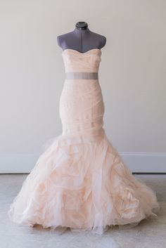 My Vera Wang Gemma gown is officially up for rent on Borrowing Magnolia!  Vera Wang - Gemma - Size 4