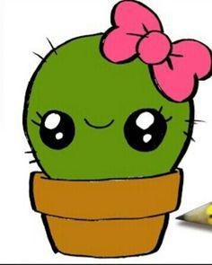 This is so cute. 365 Kawaii, Kawaii Art, Kawaii Anime, Kawaii Doodles, Cute Kawaii Drawings, Videos Kawaii, Dibujos Cute, Beautiful Drawings, Pictures To Draw