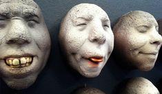 expressive artist/sculpture Johan Thunells