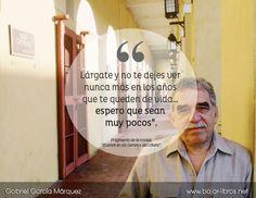10 Frases literarias de Gabriel García Márquez - http://bajar-libros.net/10-frases-literarias-de-gabriel-garcia-marquez/