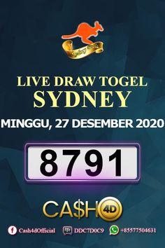 Pengeluaran Sidney 2020 : pengeluaran, sidney, Keluaran, Sydney, Togelers