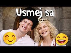 Smejko a Tanculienka - Usmej sa - YouTube Itunes, Youtube, Jewelry, Fashion, Moda, Jewlery, Jewerly, Fashion Styles, Schmuck