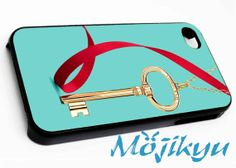 Tiffany Key Case For Your iPhone 4/4s, iPhone 5/5s, iPhone 5c, Galaxy S3, Galaxy S4, Galaxy S5, Custom