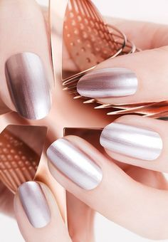 Foil nail polish 2014