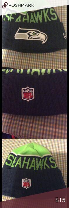 Seattle Seahawks new era beanie Seattle Seahawks new era beanie Accessories Hats