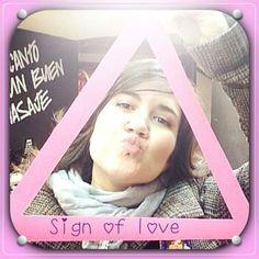 Lush Santander #signoflove