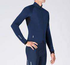 La Passione LP Winter Jacket Blue. Every cyclist should have a high-performing jacket for the deepest winter days, that beautiful masterpiece you normally pay a fortune for.