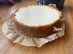 Cheesecake se slaným karamelem - Víkendové pečení