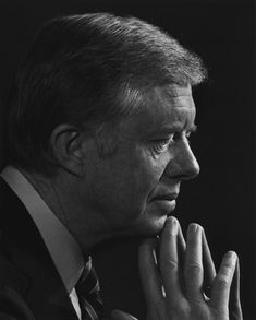Jimmy Carter, 1981 by Yousuf Karsh