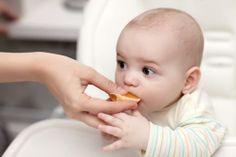 ¿Sabías que? La naranja es estupenda para combatir el estreñimiento de tu bebé.