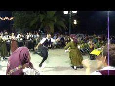 Χοροί απο τη Ναξο απο τον Χορευτικο Πολιτιστικο Συλλογο Καλλιθεας ''Σίδες''