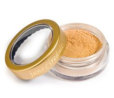 Two-Timing Beauty Products | There are some days when you feel a little more rusty than radiant. Ditch dullness with an oldie but goodie: Jane Iredale 24-Karat Gold Dust, $14. Apply dry to cheeks, eyes, and lips for a shimmery ethereal look. To appear instantly refreshed, mix with your favorite moisturizer for an all-over glow or, our fave, comb through your hair for a subtle shine.