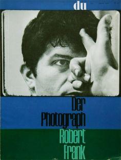Robert Frank/ロバート・フランク【du Der Photograph Robert Frank】