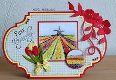 Art Cards, Marianne Design, Advent Calendar, Holland, Decorative Plates, Joy, Holiday Decor, Crafts, The Nederlands