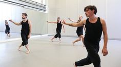 The autobiographical dance show designed to tell a hearing audience about deafness.