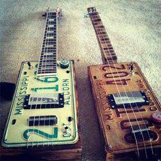 Guitares vintage