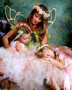 Photographers Holiday Enchanted Fairy Photos Set by MeadowLion1120, $399.00
