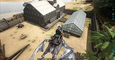 Ark Survival Evolved Bases, Game Ark, Building A House, Video Games, Architecture, Awesome, Internet, Game Night, Minecraft