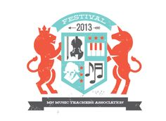 Classical Music Festival design 2 designed by Audrey Axt. Music Festival Logos, Classical Music, Drawing Reference, Logo Design, Design Inspiration, Branding, Drawings, Brand Management, Sketches