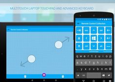 Use your Android as a Remote Control for your PC -  ##control ##remote #android