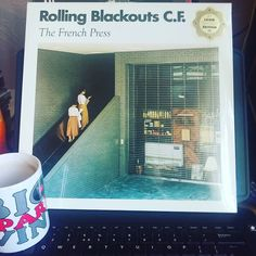 Rolling Blackouts EP in stock from tomorrow.