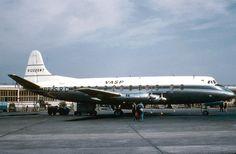 Cultura Aeronáutica: Os Viscount da VASP: pioneiros turboélices no Brasil (Aeroporto de Congonhas)