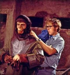 Archives Of The Apes: Apes On Set: Filming the TV series