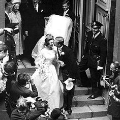 Princess Desiree of Sweden married Baron Nils August Silfvershold on 5th June 1964