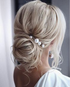 Extra Large Pearl Wedding hair pin Pearl Bridal hair pin Pearl hair pin Pearl We. Extra Large Pearl Wedding hair pin Pearl Bridal hair pin Pearl hair pin Pearl Wedding hair accessories Pearl Bridal hair accessories boho mother of th. Wedding Hair Pins, Wedding Hair And Makeup, Wedding Hair Accessories, Elegant Wedding Hair, Elegant Updo, Boho Wedding Hair Updo, Romantic Updo, Wedding Hair Jewelry, Bridal Hair With Veil Updo