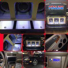 "JLAUDIO 12"" w6 DEEP LOW BASS CUSTOM SETUP PROLINE CAR STEREO trunk"